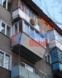 Вынос на балконе 5 этажного дома фото