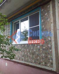 Установка пластиковых окон в Омске от Сибирь окно