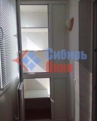 Шкаф на балконе фото